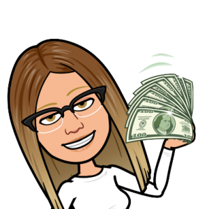 bitmoji - money
